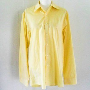 Beverly Hills Polo Club Yellow Oxford